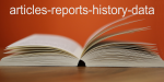 Articles, reports, history and data
